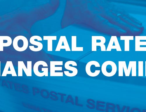 Postal Rate  Changes Coming