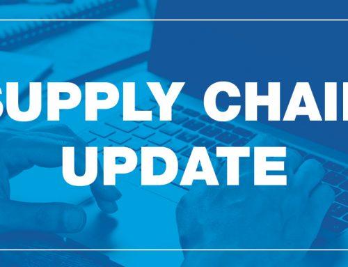 Supply Chain Update